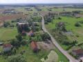 Sętal i Nowe Włóki z drona Fot.  Alfred Zimmermann Nowe W